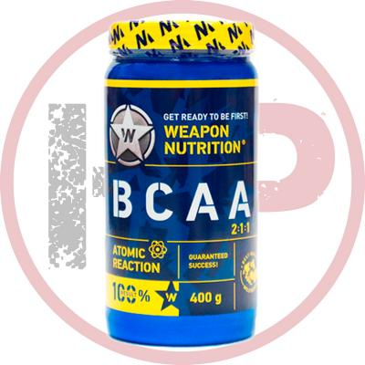 BCAA 2-1-1 Atomic Reaction Weapon Nutrition