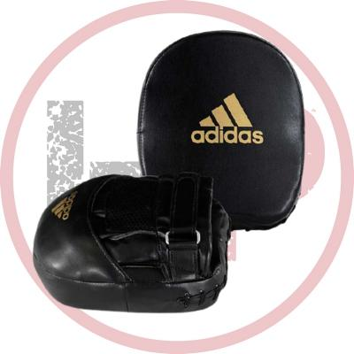 Тренерские лапы Adidas Elite Mini Mitt Square